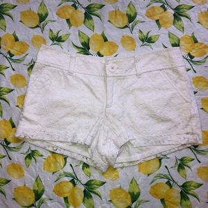 Lilly Pulitzer Walsh Lace Shorts